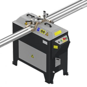 pvc upvc glazing bead saw